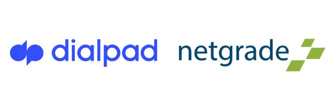 dialpad + netgrade