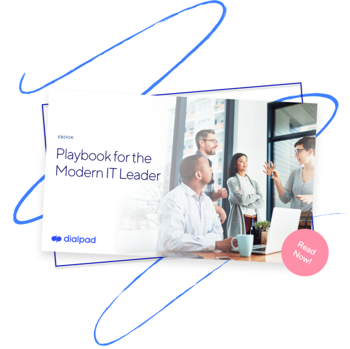 Playbook for the Modern IT Leader 2x 1