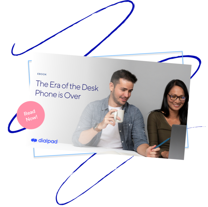 The Era of the Desk Phone is Over 2x 1