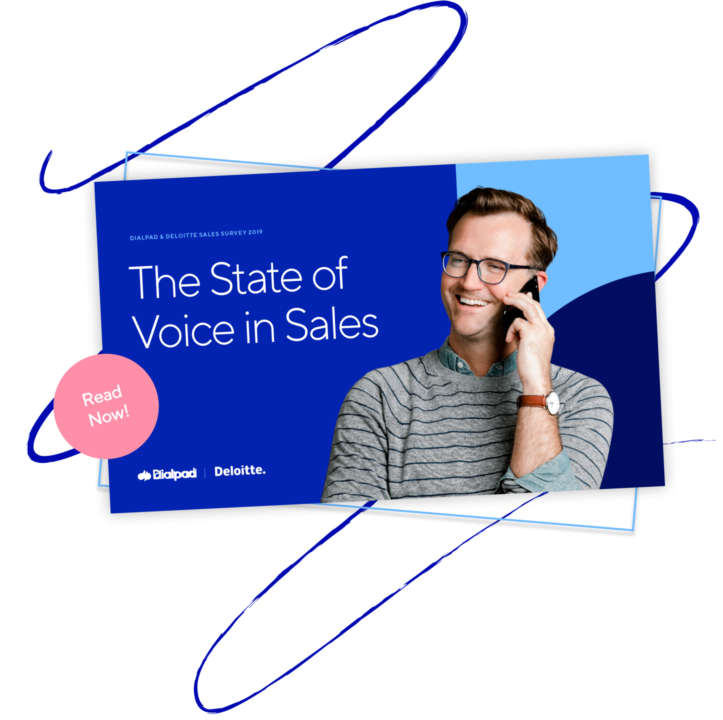 The State of Voice in Sales 2x