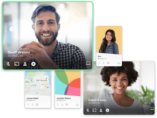 UberConference connect anywhere