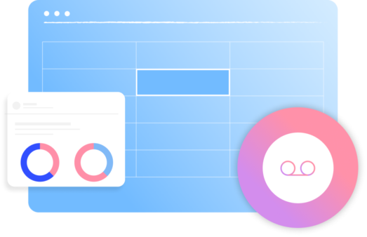 Pull data easily illustration