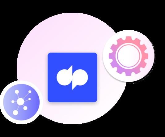 One app all power illustration