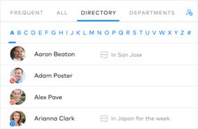 Company Directory 2X