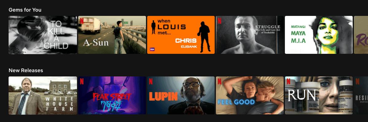 Netflix digital customer experience