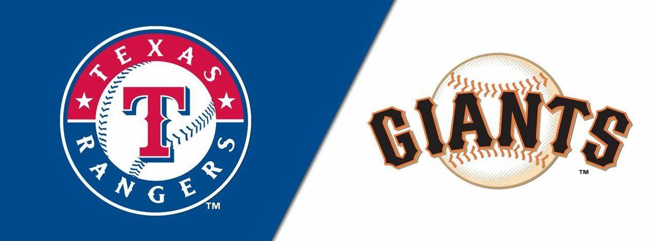 Rangers vs. Giants
