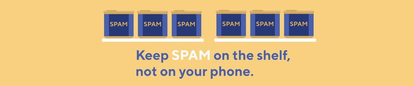 Spam blog hero