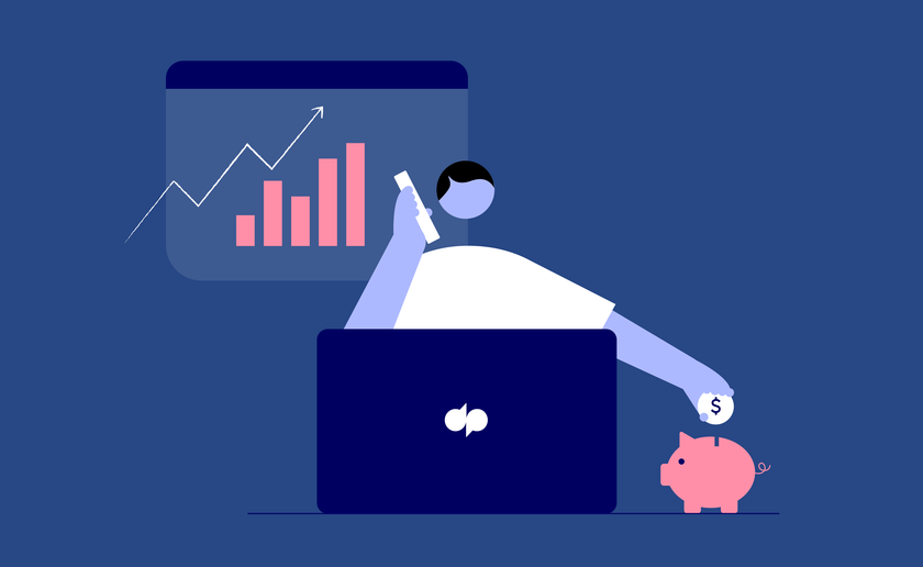 5 Ways Small Business Save Money Blog Image