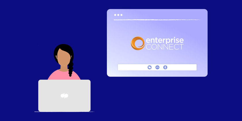 Enterprise Connect Header