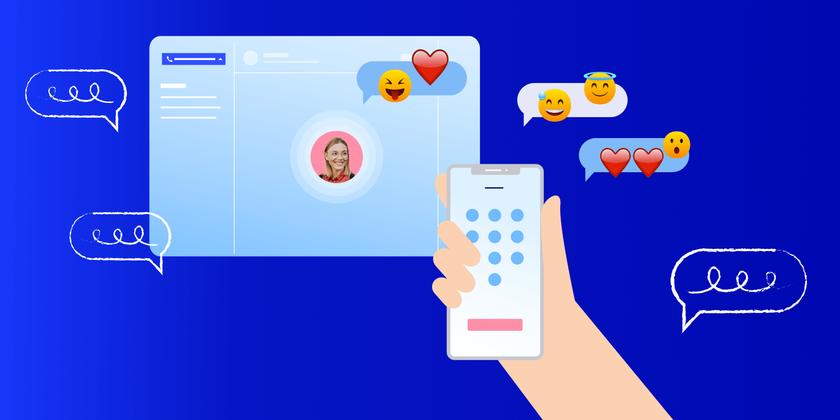 Customer sentiment analysis header