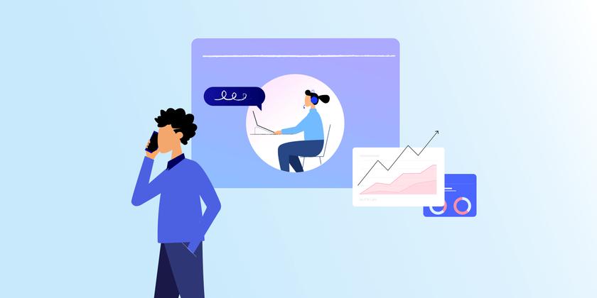 Call center quality monitoring Header