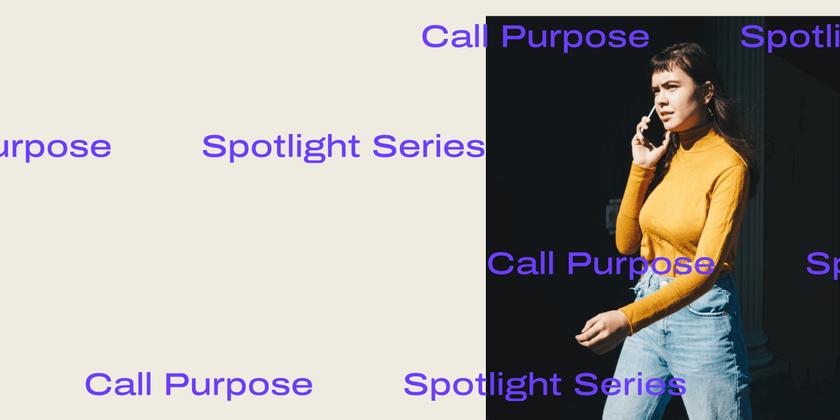 Call purpose Header
