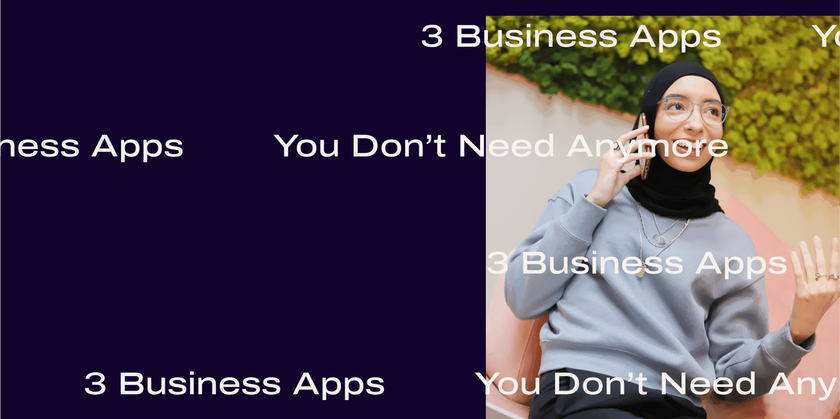 Business apps you can delete Header