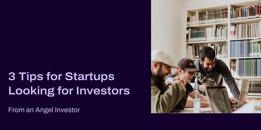 Tips for Startups header