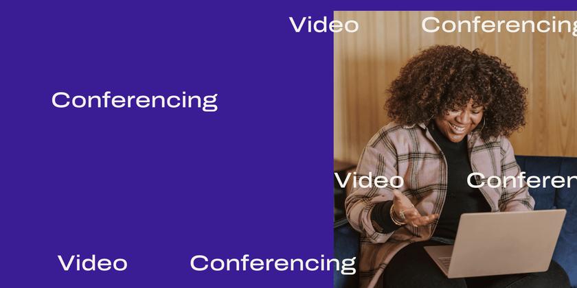 Video conferencing Header