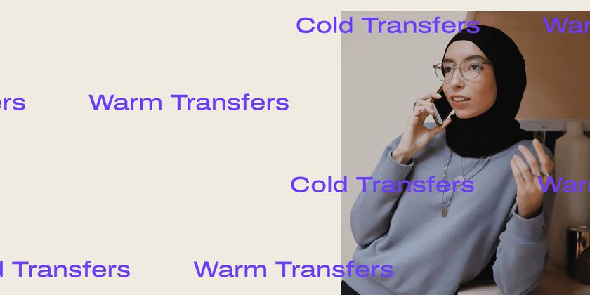 Call transfers Header