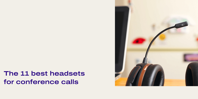 3 The 11 best headsets for conference calls header