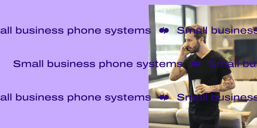 4 Small business phone systems header
