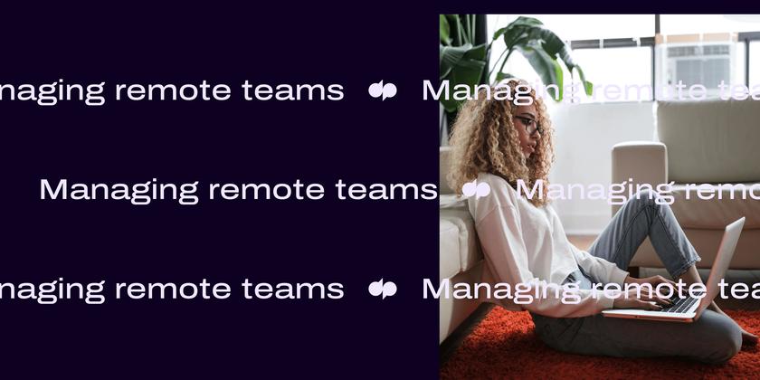 5 Managing remote teams header