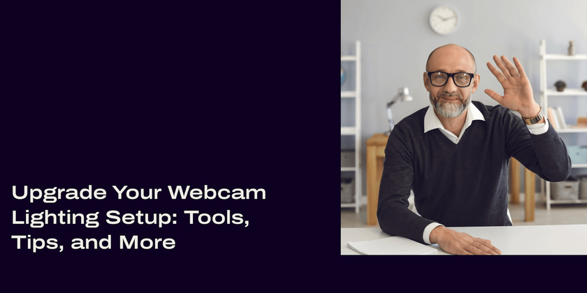 11 Upgrade your webcam header