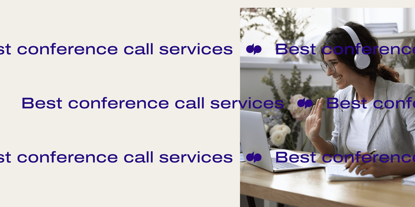 17 Best conference call services header