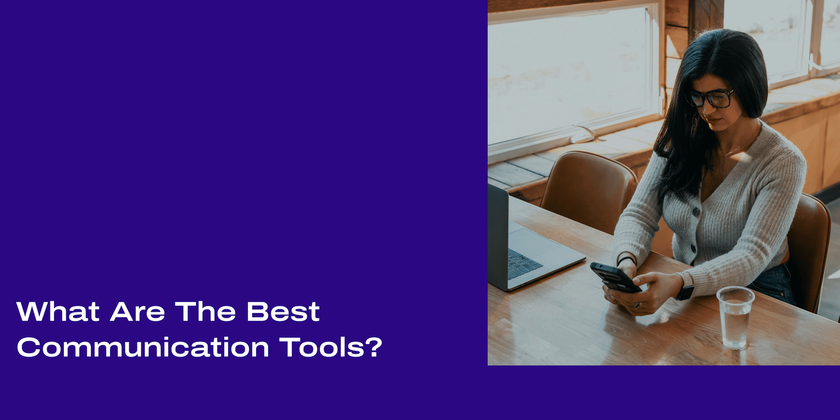 21 What are the best communication tools header