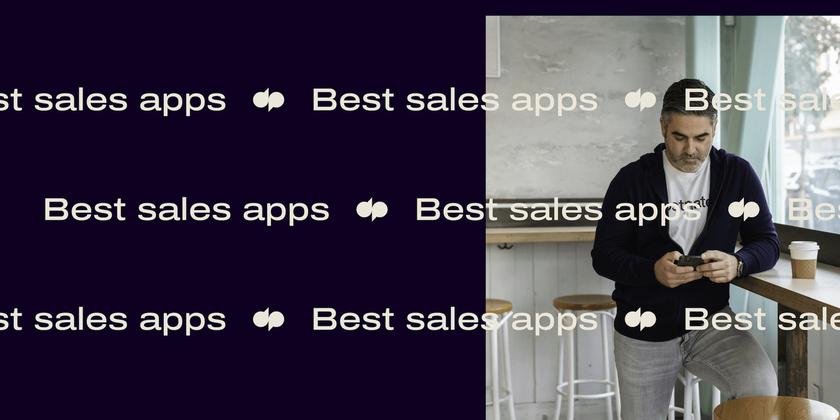 22 Best sales apps header