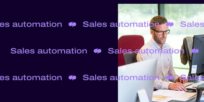 2 Sales automation header