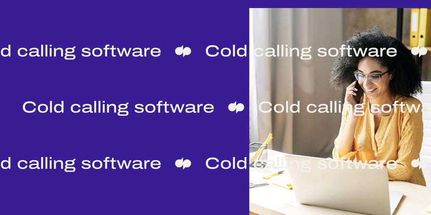 5 Cold calling software header