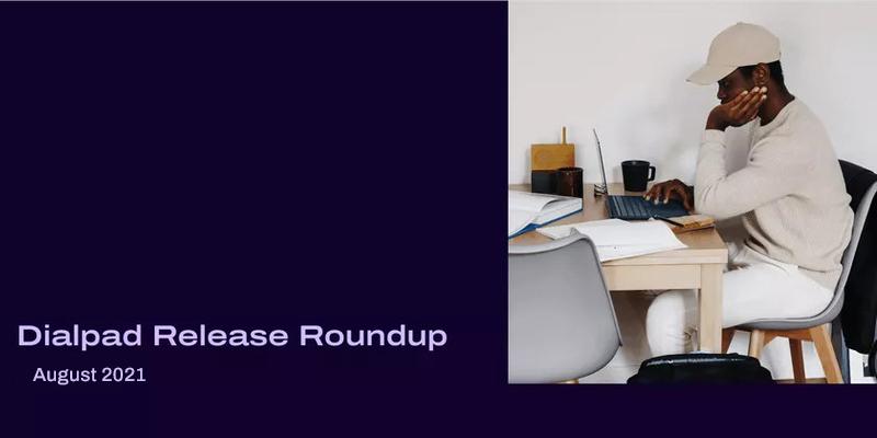 Release Roundup August 2021 blog header
