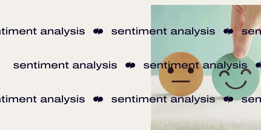 Sentiment analysis header