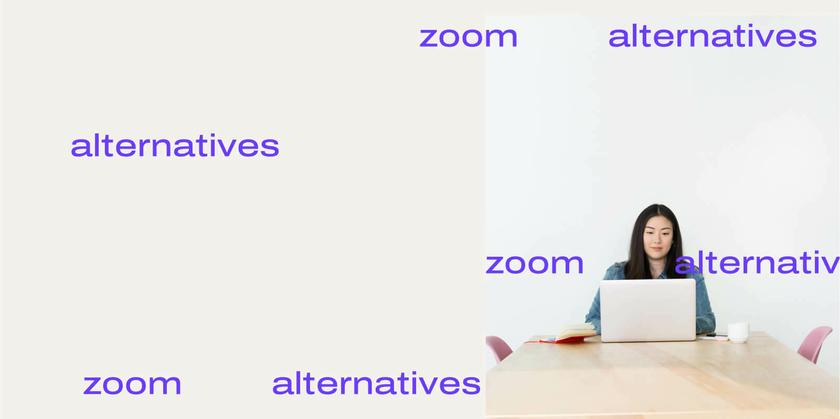 Zoom alternatives header