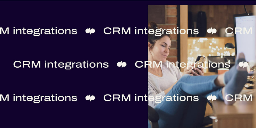 Crm integrations header