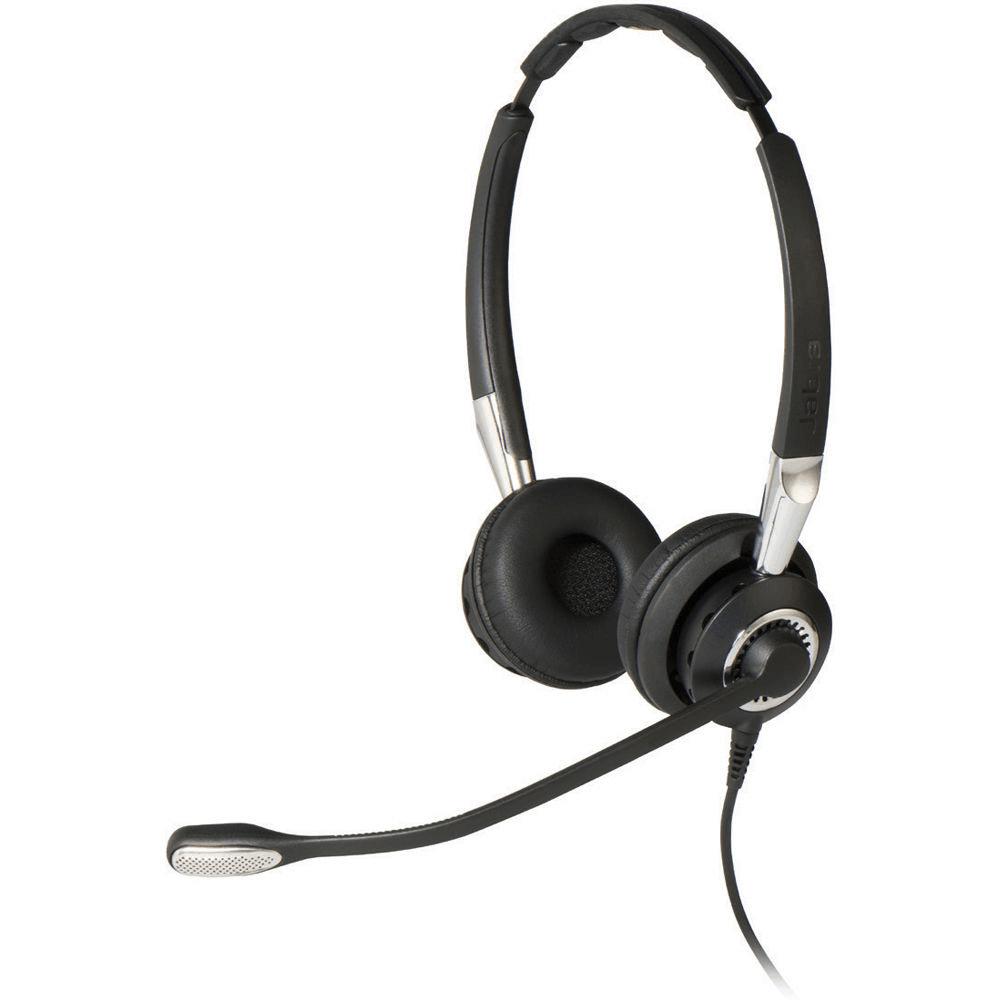 Jabra BIZ2400 DUO headphones