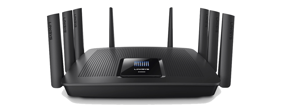 Linksys EA9500 router