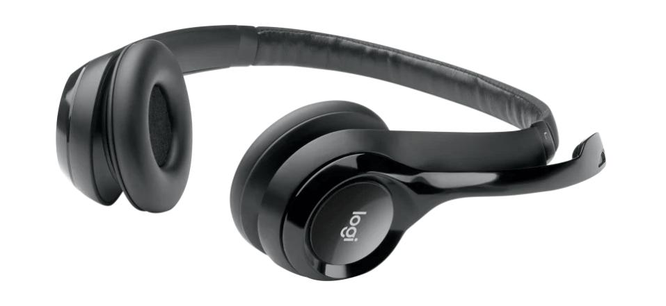 Logitech H390 VoIP headset