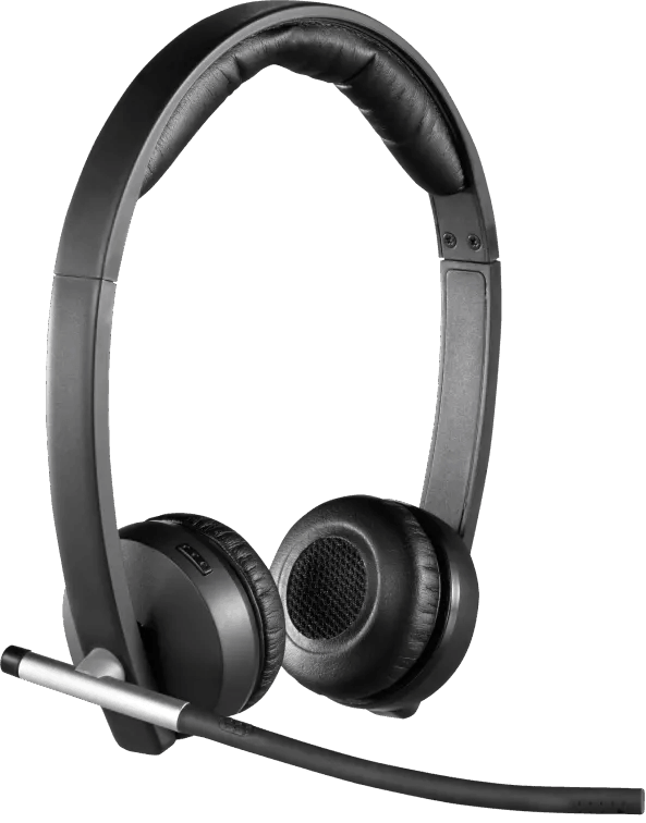 Logitech H820e VoIP headset