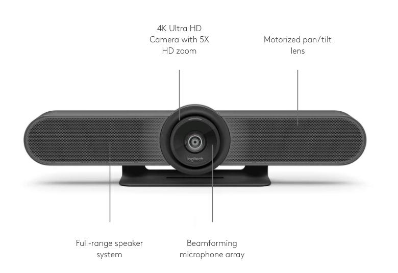 Logitech MeetUp Camera