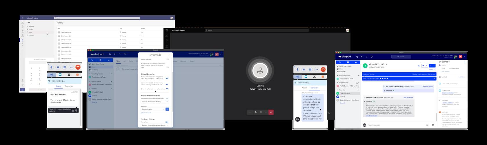 Dialpad for Microsoft Teams