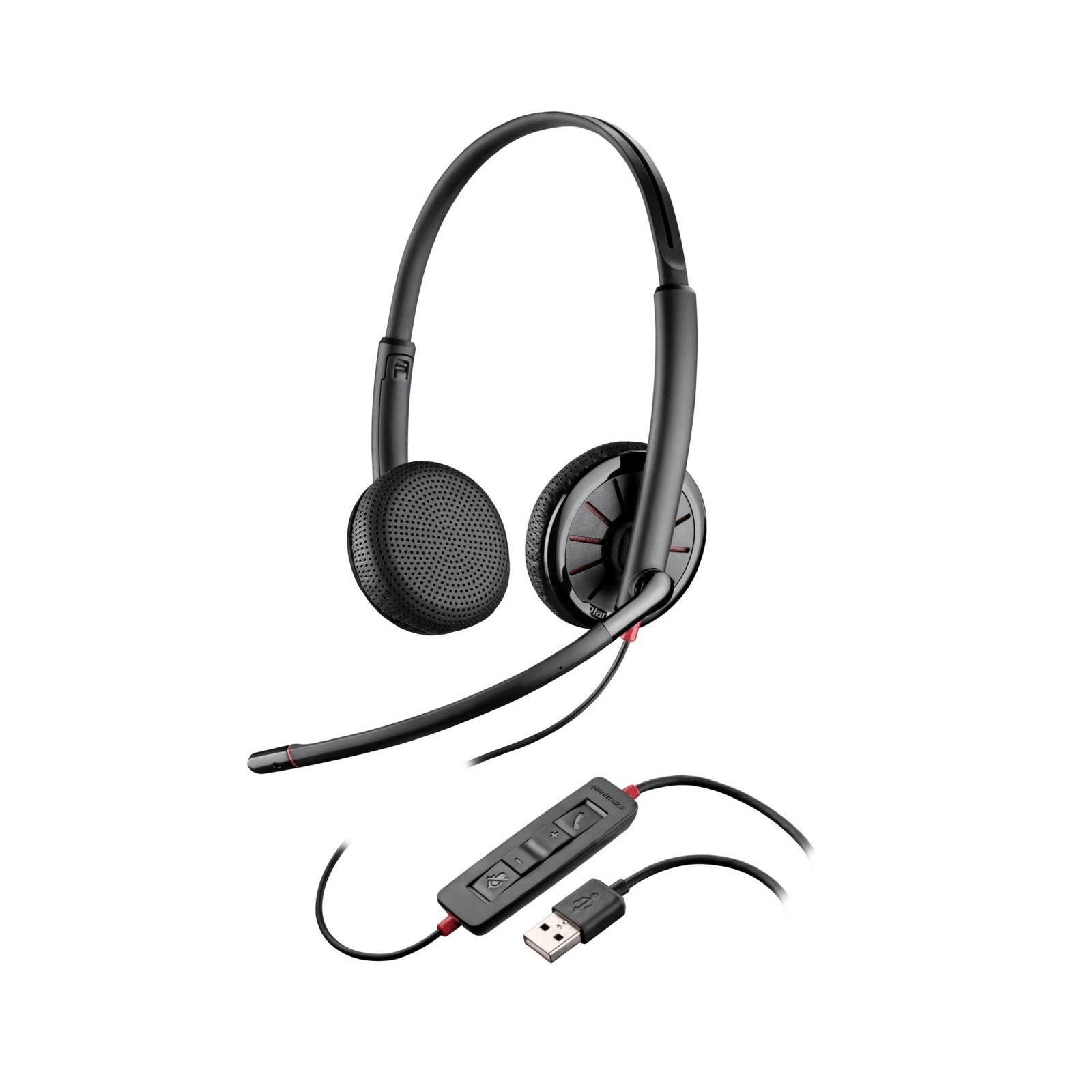 Plantronics C325-M headphones