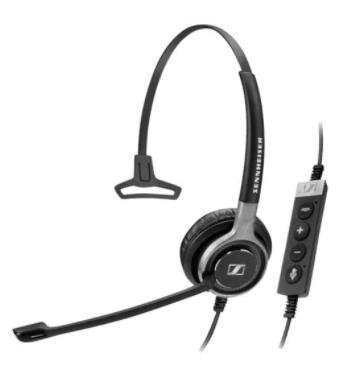 Sennheiser SC 630 VoIP headset