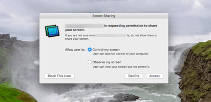 chrome remote desktop screen sharing tool