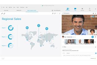 cisco webex screen sharing app