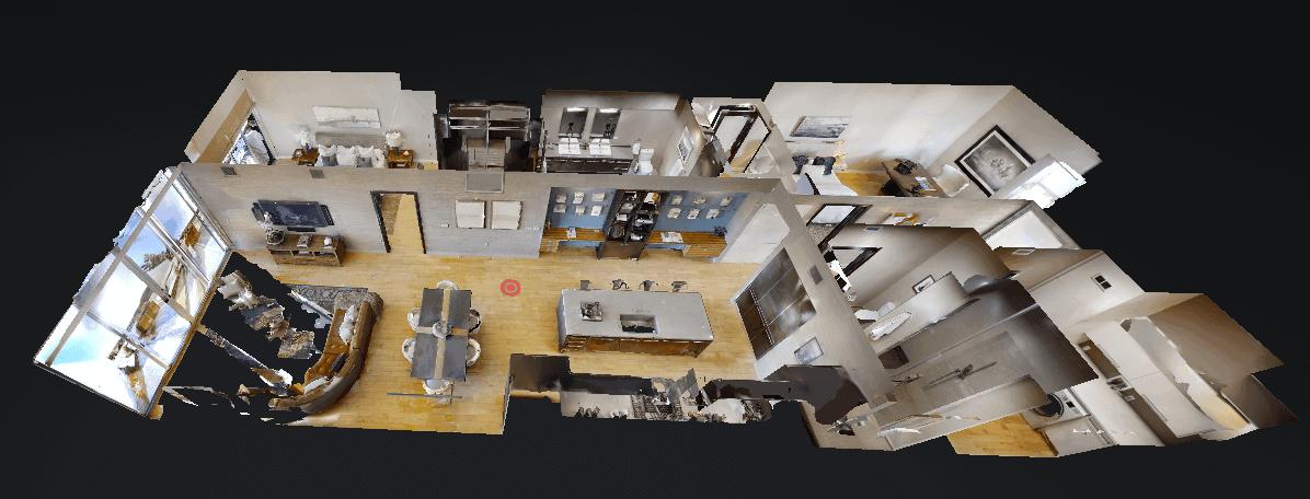 matterport virtual open house
