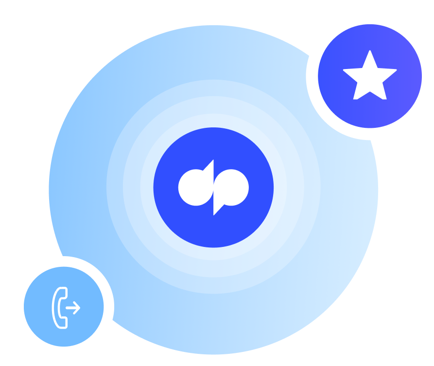 Customer data improve service illustration