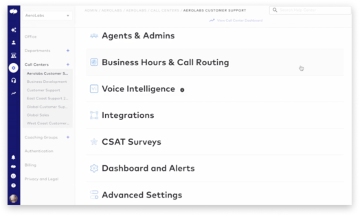 Call Routing Screenshot 2x