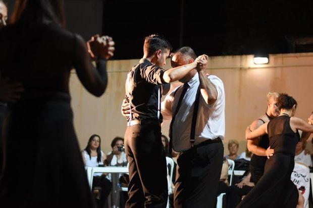 Noche de tango en Chacabuco