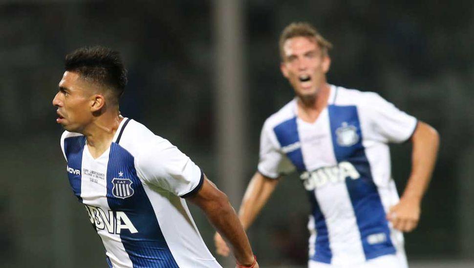 Talleres de Córdoba se impuso 2-0 a San Pablo