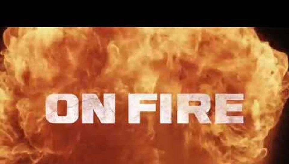 "Gillespi se presenta ""On Fire""  por streaming"