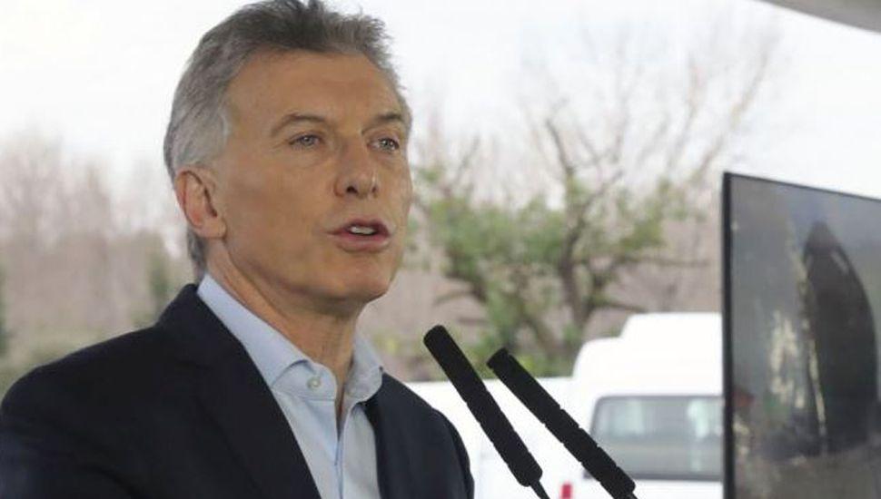 Macri prepara viaje a EE. UU.  y definen lista de bilaterales